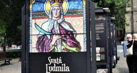 Výstava sv. Ludmila